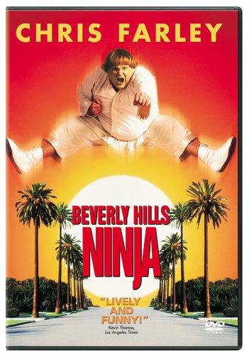 BEVERLY HILLS NINJA BY FARLEY,CHRIS (DVD)